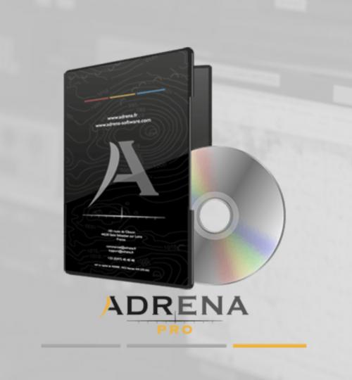 logiciel adrena pro