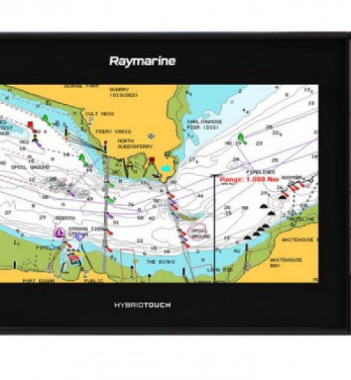 traceur multifonction raymarine axiom-9-pro-s